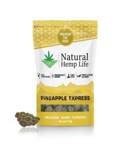 cbd buds Pineapple Express