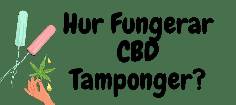 cbd tamponger